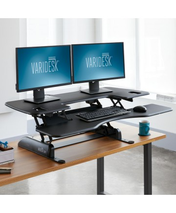 ProPlus™ 48 Turns any desk into a standing desk Black