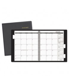 REFILLABLE MULTI-YEAR MONTHLY PLANNER, 9 X 11, WHITE, 2018-2020