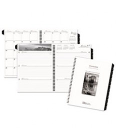 EXECUTIVE WEEKLY/MONTHLY PLANNER REFILL, 15-MINUTE, 11 X 8.25, 2021
