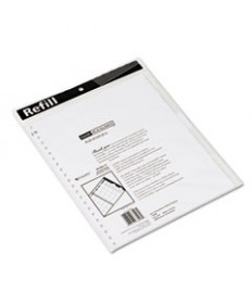 EXECUTIVE MONTHLY PLANNER REFILL, 6 5/8 X 8 3/4, WHITE, 2019