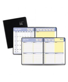 QUICKNOTES MONTHLY PLANNER, 11 X 8.25, BLACK, 2021