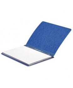 "Presstex Report Cover, Top Bound, Prong Clip, Legal, 2"" Cap, Light Blue"