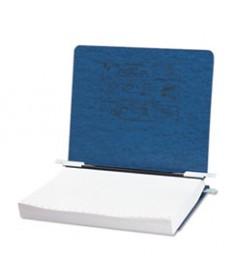 Presstex Covers W/storage Hooks, 6 Cap, 9 1/2 X 11, Light Blue