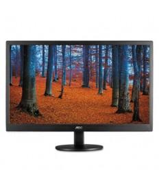 Tft Active Matrix Led Monitor, 1600 X 900 Resolution, 20