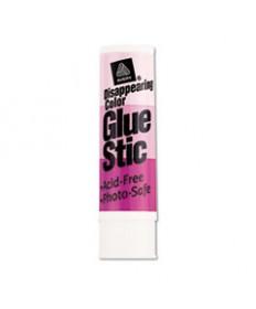 Permanent Glue Stics, Purple Application, .26 Oz, Stick