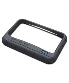 Handheld Led Magnifier, Rectangular, 4 X 2