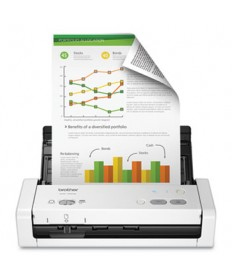 ADS1250W WIRELESS COMPACT COLOR DESKTOP SCANNER WITH DUPLEX