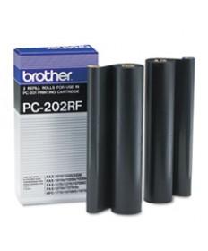 Pc201 Thermal Transfer Print Cartridge, Black