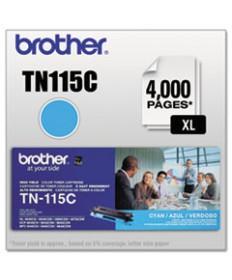 Tn115bk High-Yield Toner, Black