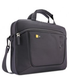 Laptop And Tablet Slim Case, 15.6, 16 1/2 X 3 1/5 X 12 4/5, Dark Gray