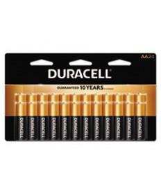 Coppertop Alkaline Batteries, Aa, 24/bx