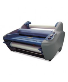 Ultima 35 Ezload Roll Laminator, 12 Wide, 5mil Maximum Document Thickness