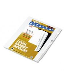90000 Series Alpha Side Tab Legal Index Divider, Preprinted i, 25/pack