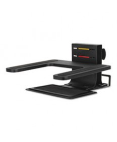Adjustable Laptop Stand, 10 X 12 1/2 X 3 - 7h, Black
