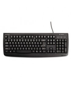Pro Fit Usb Washable Keyboard, 104 Keys, Black