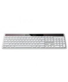 Wireless Solar Keyboard For Mac, Full Size, Silver