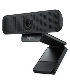 C925e Webcam, 1080p, Black
