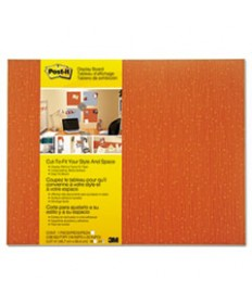 Sticky Self-Stick Cork Board, 22 X 18, Natural, Black Frame