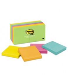 Original Pads In Jaipur Colors, 3 X 3, 100-Sheet, 14/pack