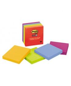 Pads In Marrakesh Colors, 3 X 3, 90-Sheet, 5/pack