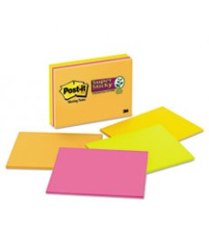 Highlighting Page Flags, 4 Bright Colors, 4 Dispensers, 1/2 X 1 3/4, 35/color