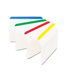 Arrow Message 1/2 Page Flags, Sign & Date, 4 Bright Colors, 80 Flags/pack