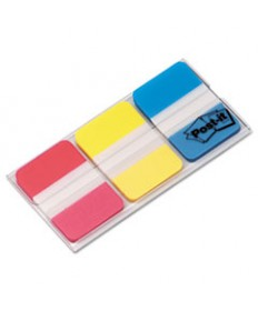 """Tabs, 1/5-Cut Tabs, Assorted Pastels, 2"""" Wide, 24/Pack"""