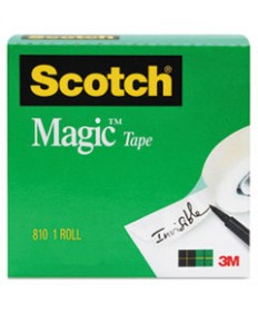 Magic Tape Refill, 3/4 X 1000, 1 Core, Clear
