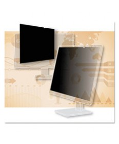 Frameless Gold Notebook Privacy Filter For 12.1 Widescreen Monitor, 16:10