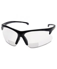Tour Guard V Safety Glasses, One Size Fits Most, Clear Frame/lens, 20/box