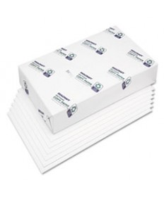7530010338891, COPY PAPER, 92 BRIGHT, LETTER, 20LB, 3-HOLE, WHITE, 5000 SHEET/CT