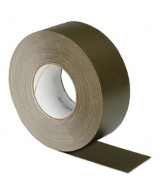"7510000745100, Waterproof Tape-The Original 100mph Tape, 2 1/2""x60yd, Olive Drab"