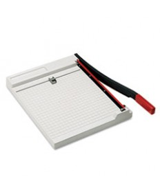 7520001632568, PAPER TRIMMER, 10 SHEETS, STEEL BASE, 18 X 18