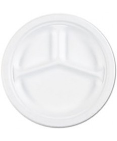 7350012636700, WATERPROOF PAPER PLATES, 10 1/4 DIA, 7/8 DEEP, 500/BOX