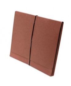 7530002683993, EXPANDING FILING WALLET WITH ELASTIC, LETTER, RED