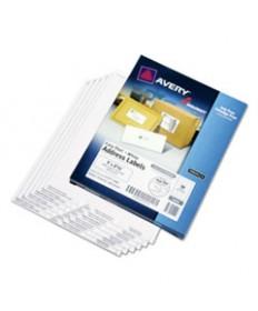 7530012898191, LASER LABELS, 1 X 2 5/8, WHITE, 3000/BOX
