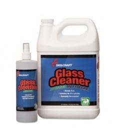 7930013268110, GLASS CLEANER, AMMONIA BASED, 16OZ BOTTLE, 12/CARTON