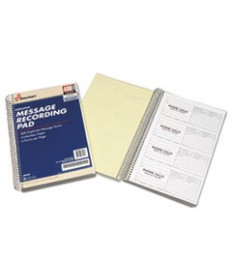 7510013576830, EXECUTIVE MESSAGE RECORDING PAD, 2 5/8 X 6 1/4, 400 FORMS
