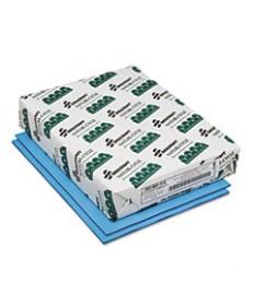 7530013982681, NEON COLORED COPY PAPER, LTR, NEON BLUE, 500/REAM