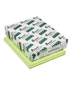 7530013982682 SKILCRAFT NEON COLORED COPY PAPER, 20LB, 8.5 X 11, NEON GREEN, 500/REAM