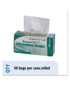 8105013994792, HEAVY-DUTY SHREDDER BAGS, 26 GAL CAPACITY, 50/BX