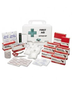 6545014338399, FIRST AID KIT, OFFICE, 10-15 PERSON KIT