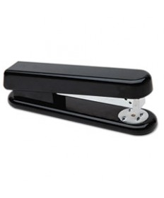7520014679433, STANDARD/LIGHT-DUTY DESKTOP STAPLER, BLACK