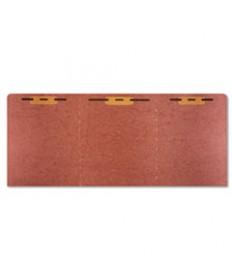 7530014840001, HEAVY-DUTY TRI-FOLD FILE FOLDER, LETTER, RED