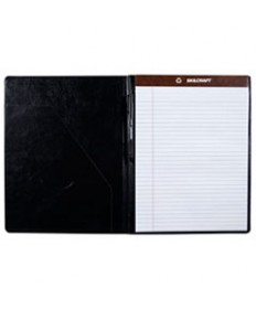 7510014840004, WRITING PORTFOLIO - STANDARD, 8-1/2 X 11, BLACK