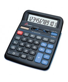 7420014844560, DESKTOP CALCULATOR, 12-DIGIT DIGITAL