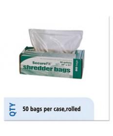 8105015574976, HEAVY-DUTY SHREDDER BAGS, 50 GAL CAPACITY, 50/BX