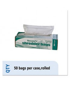 8105015574982, HEAVY-DUTY SHREDDER BAGS, 60 GAL CAPACITY, 50/BX