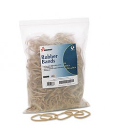 7510015783513, RUBBER BANDS, SIZE 33, 3-1/2 X 1/8, 850 BANDS/1 LB.