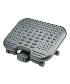 7195015909071, KENSINGTON SOLEMASSAGE ERGONOMIC FOOTREST, BLACK